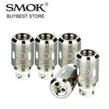 Original 5pcs/lot SMOK TFV4 TF-T4 Quadruple Core Head Clapton Coils 0.2ohm/0.46ohm eCig Coil for Smok TF-V4 / Mini Tank Atomizer