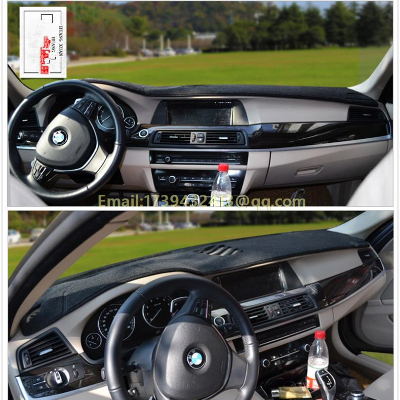 Dashmats Car Styling Accessories Dashboard Cover For BMW 5