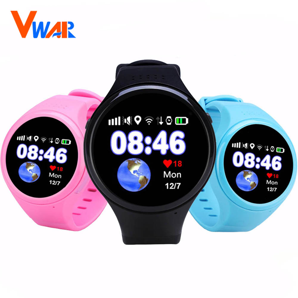 T88 Touch Screen Smart Watch GPS WIFI LBS AGPS Tracking Children Elderly SmartWatch SOS Baby Watch For IOS Andriod Anti Lost interpad gps tracking smart watch elderly anti lost wrist watch cellphone support sim card pedometer smartwatch for android ios