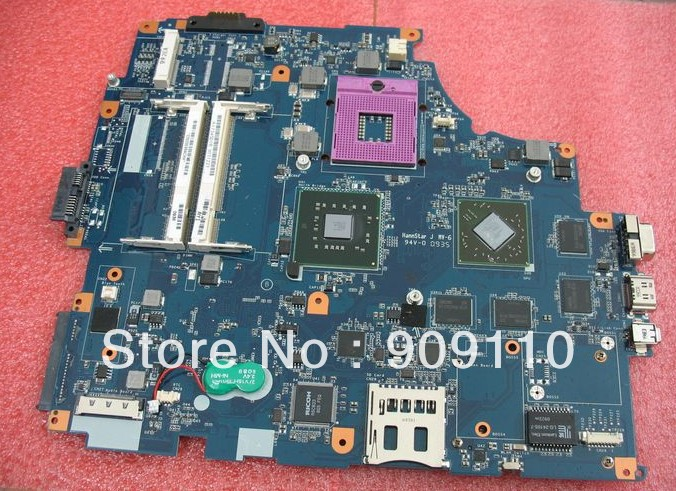 MBX-189 M764 non-integrated (8 graphic memory) motherboard for laptop MBX-189/ 1P-0096500-8010