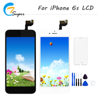 1PCS AAA No Dead Pixel For IPhone 6S LCD Display With Good 3D Touch Digitizer Display
