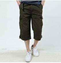 קצוץ כותנה מכנסיים bottoms