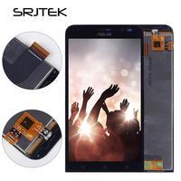 Srjtek For Asus Zenfone GO ZB552KL LCD Display Panel Touch Screen Sensor Glass Assembly 5 0