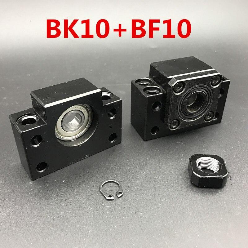 Wholesale Price AXK Economic BK10 BF10 End Support Block with Deep Groove Ball Bearing M10X1 Lock Nut шланг садовый economic трехслойный 1 20м