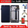 AAA Quality LCD For Xiaomi Redmi Note 2 LCD Display Screen Replacement For Hongmi Note 2