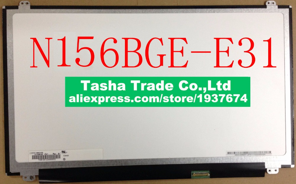 ФОТО Matrix for Acer 15.6 Laptop Slim LED Screen EDP 30pin B156XTN03.3 N156BGE-EB1 N156BGE-E31 LP156WHU TPA1 B156XTN03.1 LTN156AT31