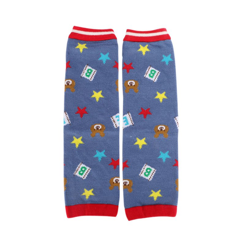 New-1-Pairs-Baby-Cartoon-Leg-Warmers-Kneepads-Warm-Cotton-Socks-3D-Bear-0-5yrs-1