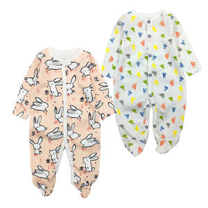 Infant-Product Baby's-Sets Newborn-Baby Romper Baby-Boy-Girl Long-Sleeve 2piece/Lot