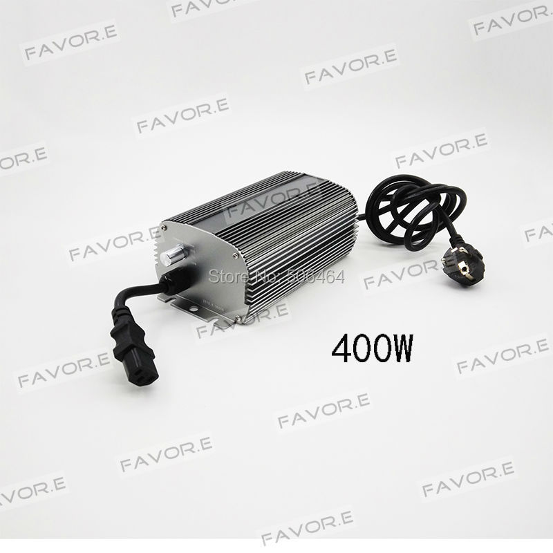 Mh Hps 400w Dimmable Electronic Ballast For Hydroponics