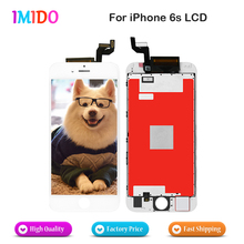 20PCS/LOT 100% Test LCD Screen For Apple iPhone 6S LCD Touch Display Digitizer Assembly Replacement