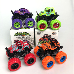 Sale 1pcs Blaze Cars Toys With Box Monster Machine Cartoon Truck