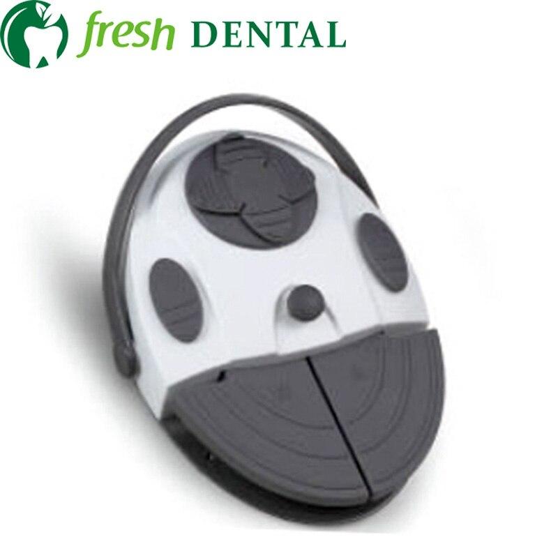 1x Стоматологическая установка с креслом педаль ножного переключателя всеобъемлющий роскошь многофункциональный педаль SL1101