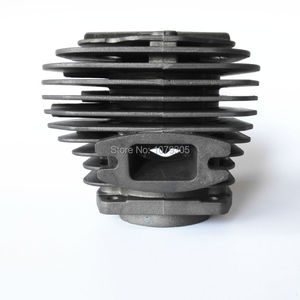 Image 4 - 52cc Chainsaw dual channel cylinder and piston full set dia 45mm 5200 Chainsaw cylinder kit