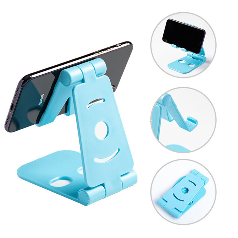 Foldable Swivel Phone Stand Multi Colors Epacket Shipping For Small & Big Phones