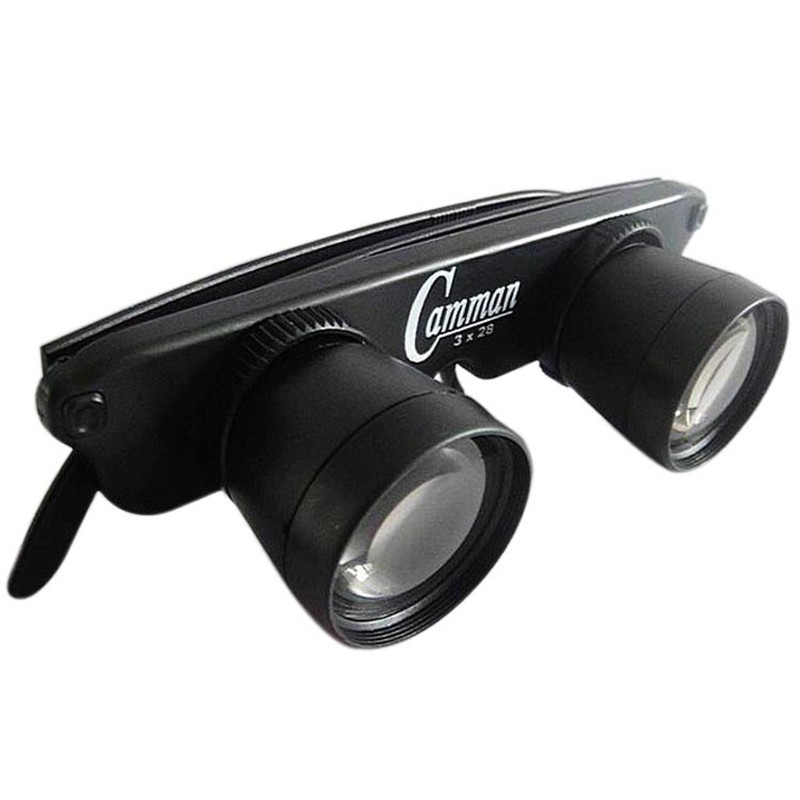 3x28 Fishing Telescope Outdoor Glasses font b Binoculars b font Fishing Watching Games Fishing Gear font