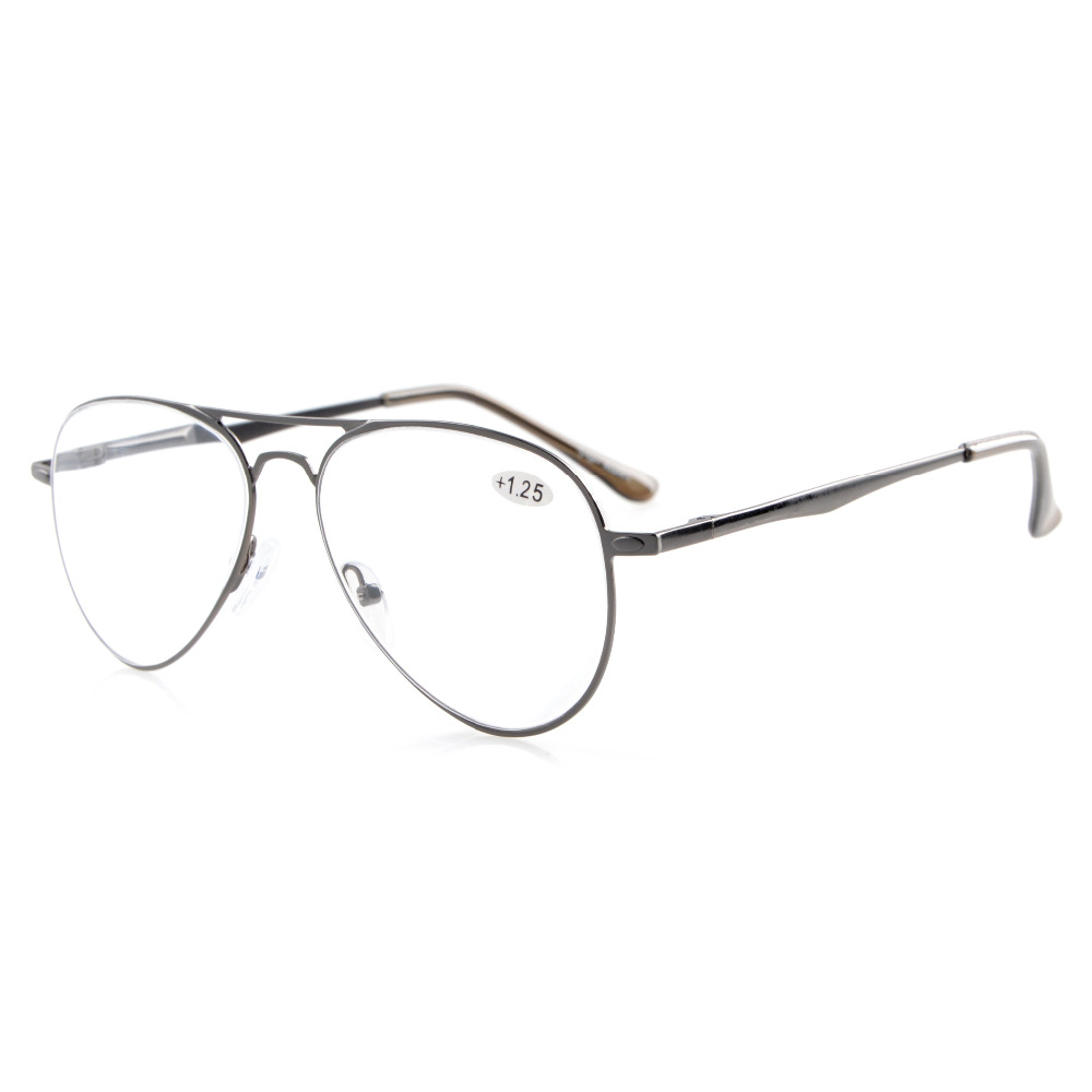 R15036 Eyekepper-lezers Kwaliteit lentetempels Pilot-stijl Leesbril & - Kledingaccessoires - Foto 4