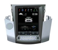 12.1 Tesla Type Android 7.1 6.0 Fit TOYOTA RAV4 2006 2007 2008 2009 2010 2011 2012 Auto A/C Car DVD Player Navigation GPS Radio
