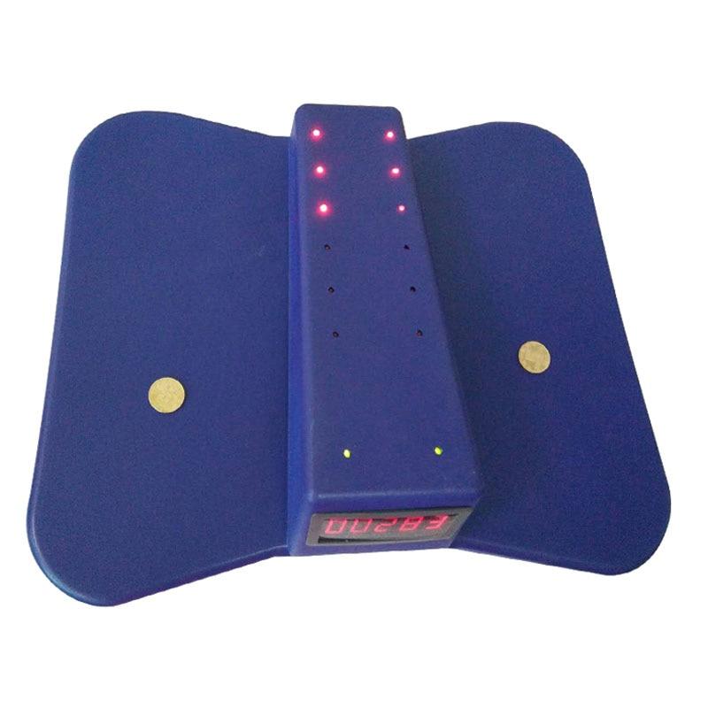 Security Shoes Metal Detectors New Sole Scanner Bottom Feet Metal Detectors High Efficiency Metal Shoes Detectors