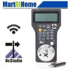 3,4 ось беспроводной электронный маховичок MPG пульт дистанционного управления USB для nc-студии фрезерный станок с чпу система # sm429 @ SD