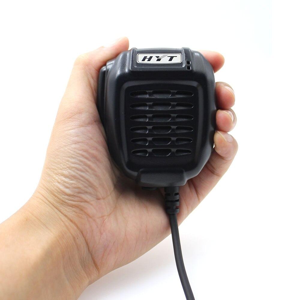4 pcs Speaker Microphone for Hytera HYT TC-700 TC-610 TC-620 TC-510