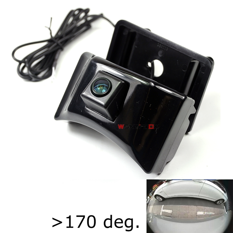CCD HD Car Front Camera For Toyota Prado 150 2014 2015 Land Cruiser Front View Camera Positive Image Waterproof