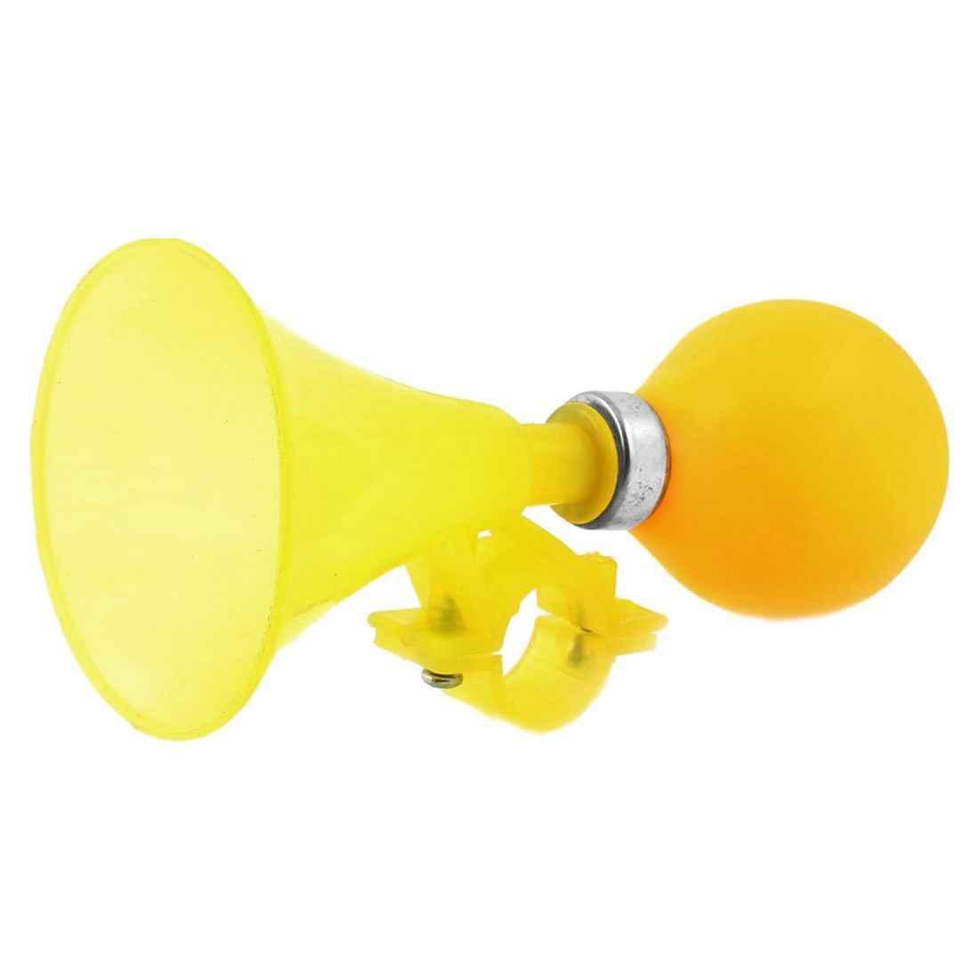 Желтая резиновая клизма 24 мм Диаметр пластиковая застежка рог труба для