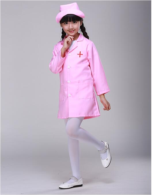Child-Halloween-Cosplay-Costume-Kids-Doctor-Costume-Nurse-  sc 1 st  AliExpress.com : girls doctor costume  - Germanpascual.Com