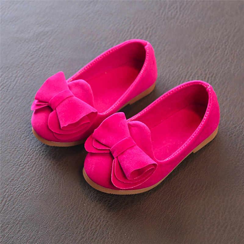 ใหม่ FASHION2018 รองเท้าเด็กอ่อนรองเท้าแตะรองเท้าเด็กวัยหัดเดินเด็กเจ้าหญิงรองเท้าลำลองเดี่ยวรองเท้า