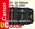 Canon EF 24-105mm f/4L IS USM Lens For 760D 750D 700D 1Dx 70D 7D II 5D III