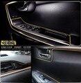 Стайлинга автомобилей внутренняя отделка автомобиля наклейки для ford fusion ix35 honda civic 2008 smart fortwo fiat bravo fiat palio аксессуары
