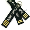 "Epaulette Travel Luggage Bag Tag "" Remove Before flight"" ""Flight Crew""  pilot Tag  for Aviation Lover Workers Airman"