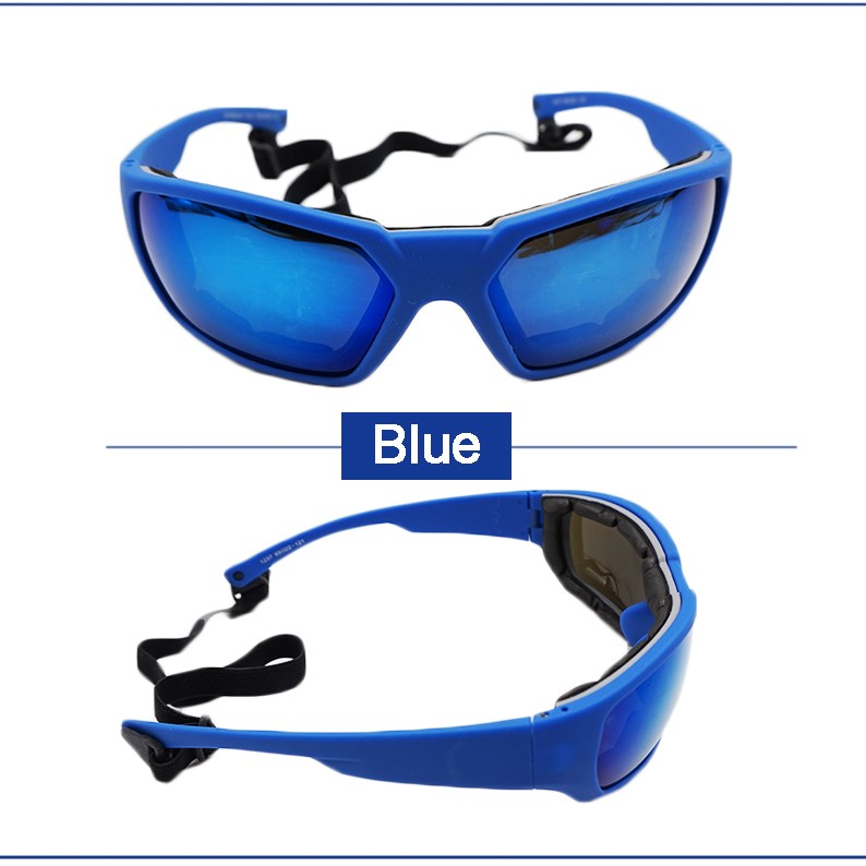 Quality Ski Goggles with Tether Impact resistance skiing glasses for women/men UV400 sunglasses Outdoor Riding Glasses 12