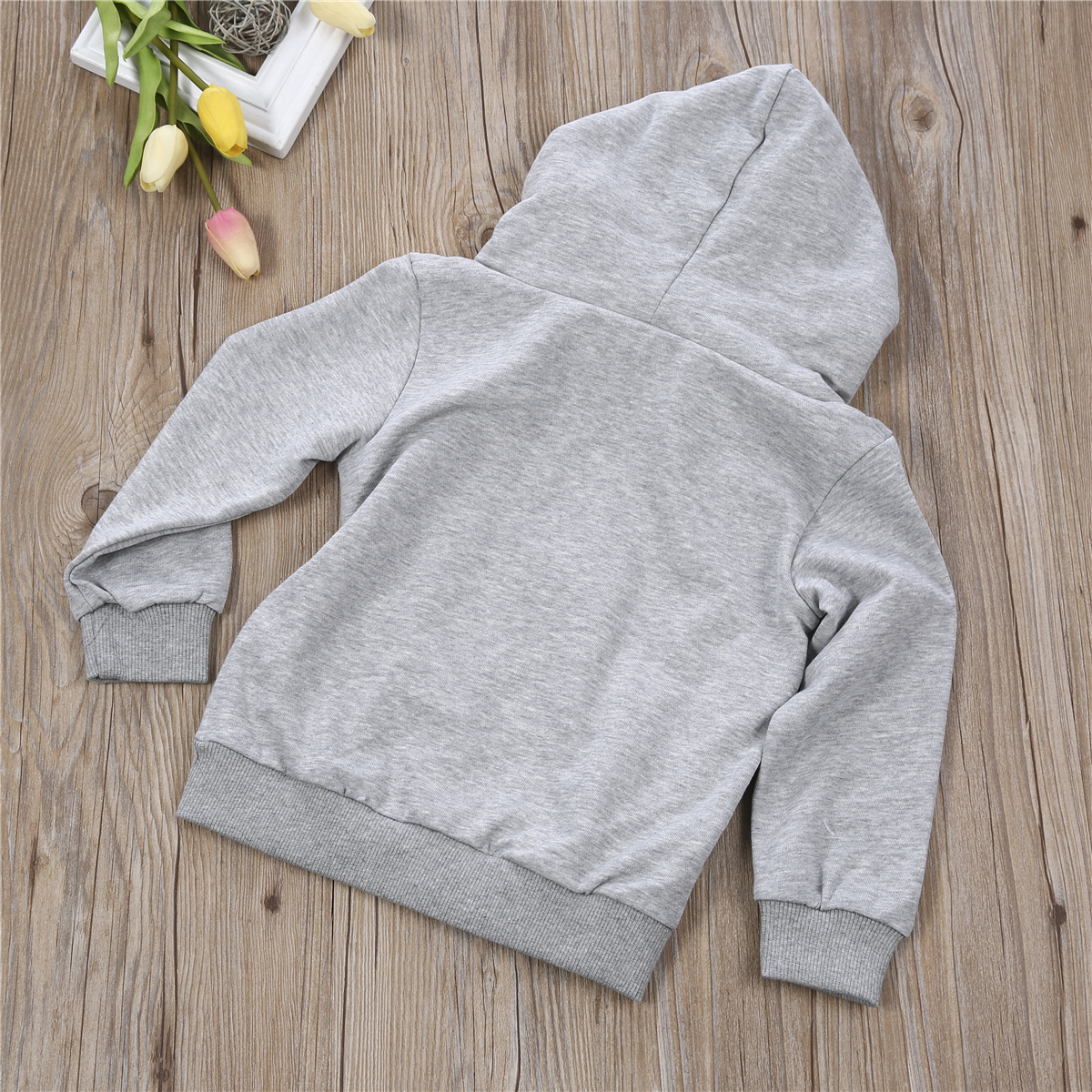 Hoodies Sweatshirts Jacket Pullover Outwear Thick Baby-Boys Kids' Fashion for Coat Tops
