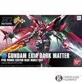 ОХИ Bandai HG Построить Fighters 013 1/144 Gundam Exia Темная Материя Mobile Suit Ассамблеи Модель Комплекты