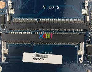 Image 3 - لتوتوشيبا الأقمار الصناعية L55W H000087010 واط i5 5200U 2.2GHz وحدة المعالجة المركزية اللوحة الأم المحمول اللوحة الرئيسية لوحة النظام اختبارها