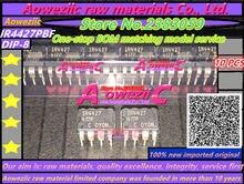 Aoweziic 100% novo importado original ir4427pbf ir4427 dip 8 chip de acionamento de energia
