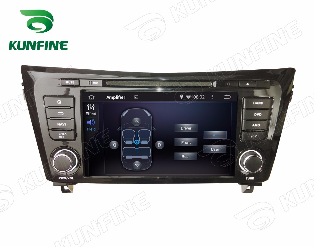 Car dvd GPS Navigation player for QashQai x-trail 2014 B