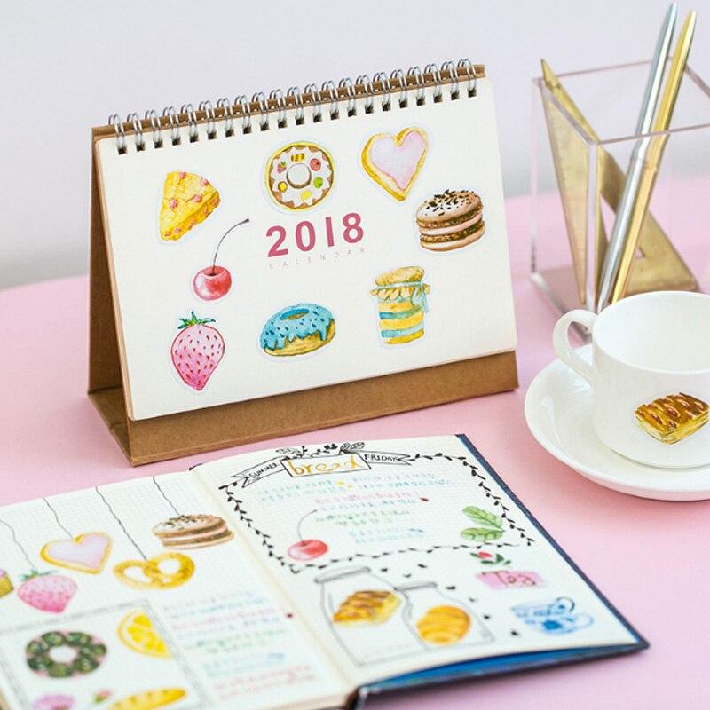 Купить с кэшбэком 50pcs/box Afternoon tea time decoration stickers DIY decoration Stickers Diary Decoration Scrapbooking seal Sticker Stationery