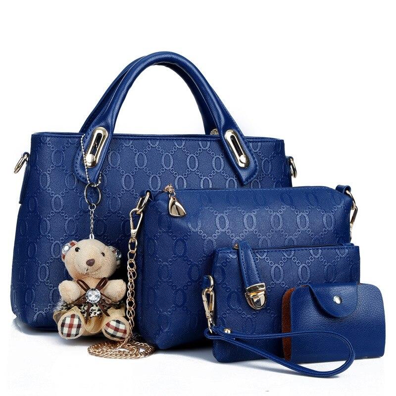 Soperwillton Women Bag Top-Handle Bag Women's Shoulder Bags