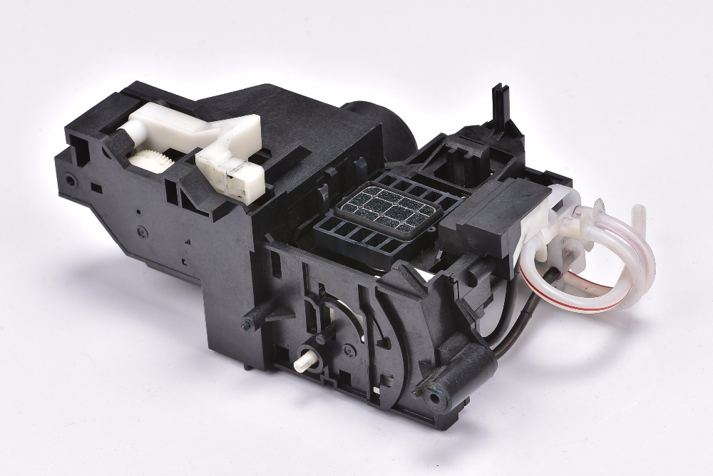 Ink pump assembly for Epson R1390 R1400 R1410 1390 1400 1410 cleaning unit 1 pc original capping station ink pump assembly for epson artisan 1430 stylus 1410 1400 1390 printer pump