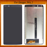 100% Working OK For Doogee Mix 2 LCD Display and Touch Screen And Adhesive 5.99 Inch For Doogee Mix 2 Mobile Phone Accessories