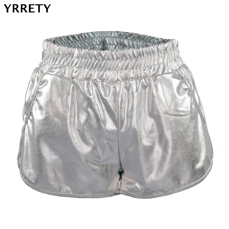 With Gold and silver metallic sexy outfits for women