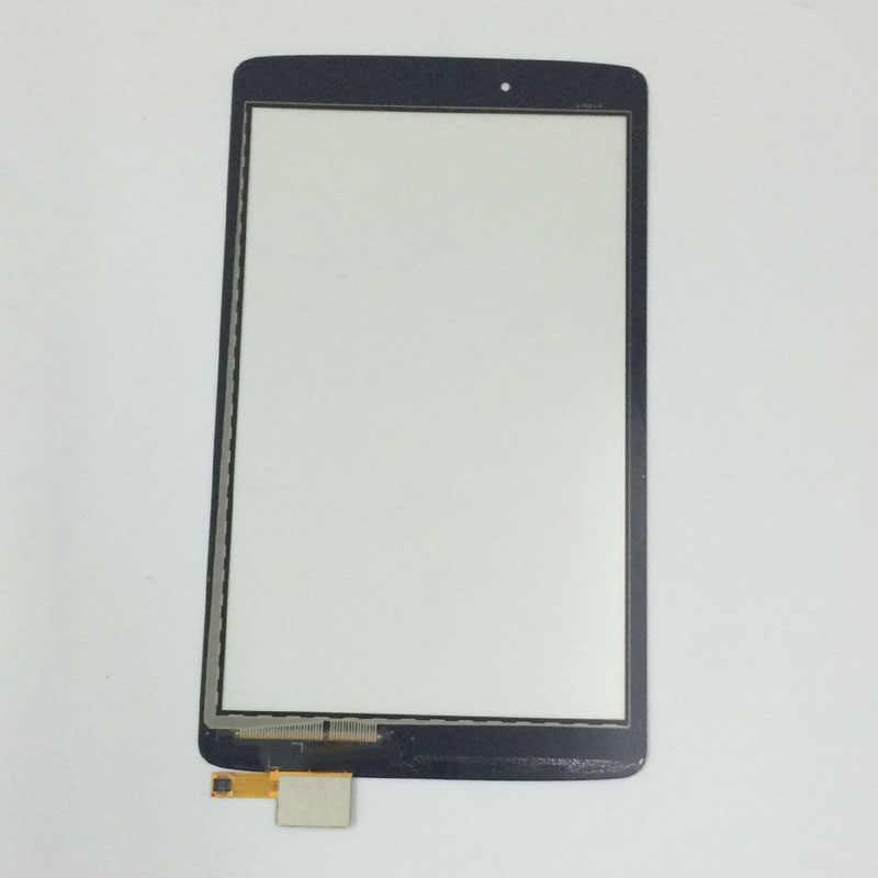 Lg V490 タッチスクリーンデジタイザー交換 lg パッド 8.0 V480 タッチスクリーンセンサーのない液晶表示画面
