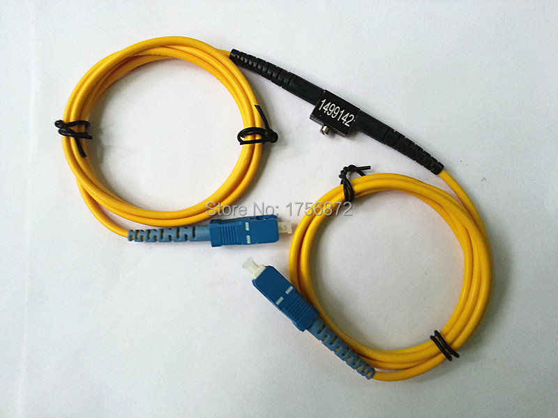 In-line variable attenuator optical Fiber Single Mode Attenuator 1260~1650nm SC/UPC