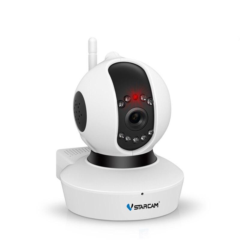 VStarcam D23 Draadloze WiFi IP Security Camera 720 P HD Netwerk Onvif P2P Bewegingsdetectie CCTV Nachtzicht IR Control Thuis CamVStarcam D23 Draadloze WiFi IP Security Camera 720 P HD Netwerk Onvif P2P Bewegingsdetectie CCTV Nachtzicht IR Control Thuis Cam