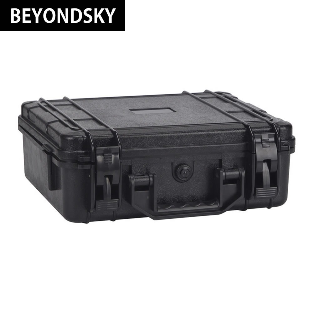 DJI Mavic Pro Drone Specialty Explosion Proof Box Hard Shell Storage Box Waterproof Portable Plastic Suitcase For RC Quadcopter remote controller transmitter storage box for dji spark mavic pro
