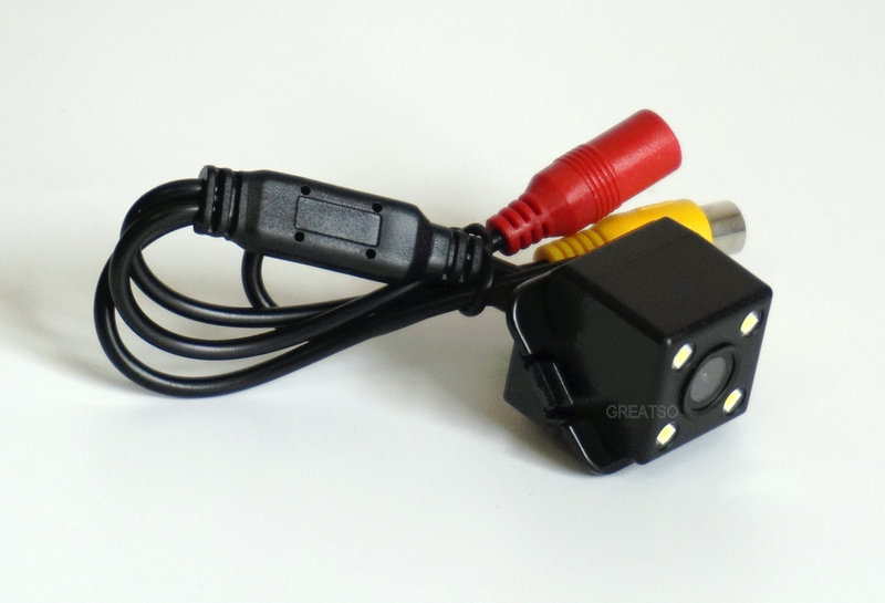HD Car Rear View Parking Camera For TOYOTA CAMRYS 2009 With Parking Line Waterproof Night