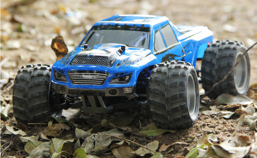 WLtoys A979 1:18 Full Scale Remote Control Car RC Monster Truck 4WD Car with Shock System 50KM/H with original box free shipping remote control 1 32 detachable rc trailer truck toy with light and sounds car