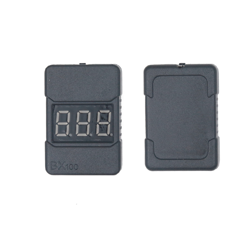 LiPo Li ion Li Mn font b Battery b font Voltage Tester Low Voltmeter Buzzer Alarm
