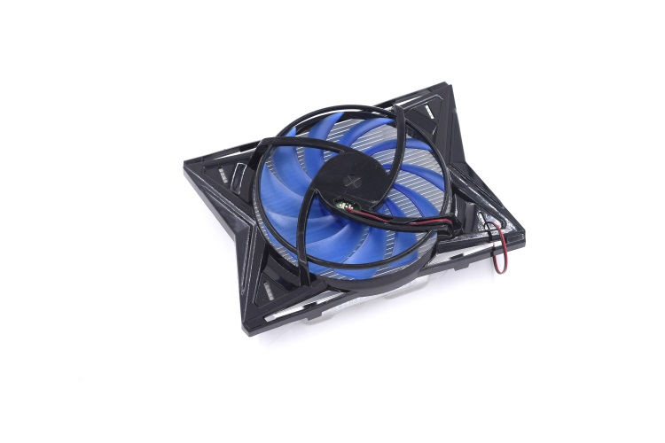 Fast Free Ship For HD5750 5770 6750 4670 5670 7750 graphics card heatsink 53 pitch-row,43MM radiator fan/AC fan fast free ship for gameduino for arduino game vga game development board fpga with serial port verilog code